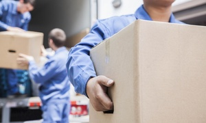 Up to 51% Off two or four hours of movers at Boxx It Up