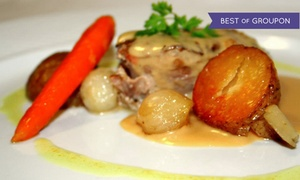The Green Onion: $30 for $50 Worth of Upscale Bistro-Style Cuisine at The Green Onion