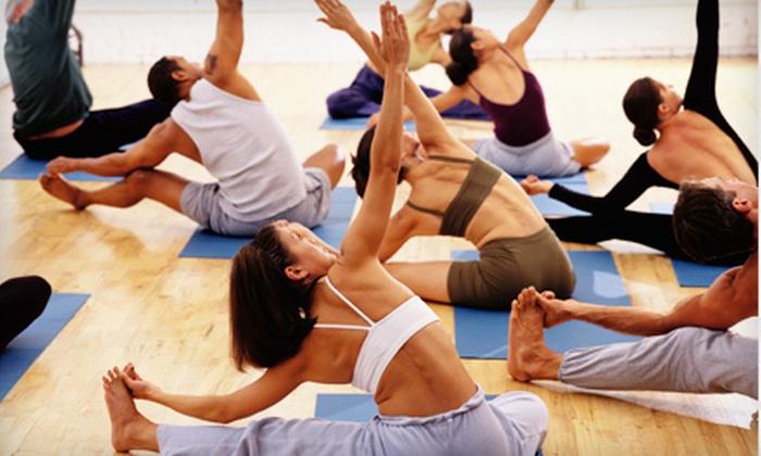Bikram Yoga Daytona Beach - Multiple Locations: 10 or 20 Classes at Bikram Yoga (75% Off)