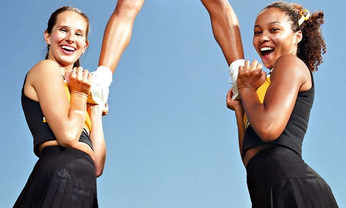 Legacy Cheer Athletics - The Country Place: $25 for $50 Groupon — Legacy Cheer Athletics