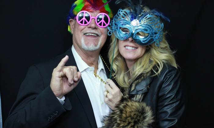 Fancy Pants Photo Booth - Santa Barbara: $492 for $895 Worth of Photo-Booth Rental — Fancy Pants Photo Booth