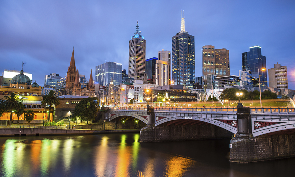 Melbourne: Apartment for 2 or 4 0