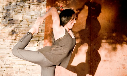 5, 10, or 15 Yoga Classes at Ignite Yoga (Up to 80% Off)