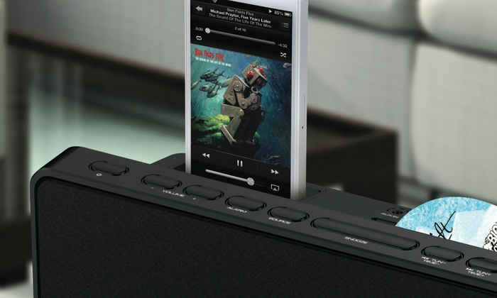 Soundlogic Entertainment System Groupon Goods