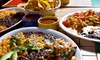 Casa Don Juan - Arts District: Dinner and Jumbo Margaritas for Two or Lunch for Two at Casa Don Juan (Up to 55% Off)