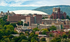 Member Pricing: Syracuse Downtown Hotel at Crowne Plaza Syracuse, plus 6.0% Cash Back from Ebates.