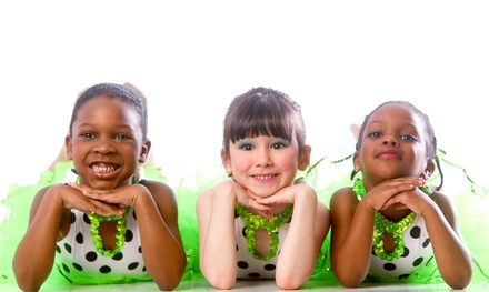 4 Children's or Adult Dance Classes at Dancefx (Up to 71% Off)