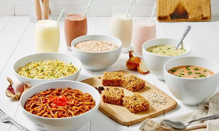 Exante Diet Meal Packs | Groupon Goods