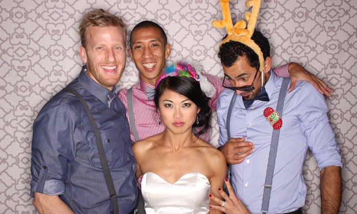 Pixster Photobooth - Austin: $350 for $700 Worth of Pixster Photo Booths Austin