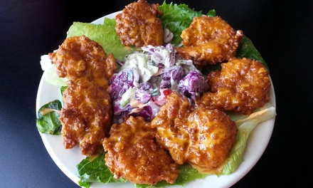 Bar Food and Drinks at One Eyed Willie's Pub & Grub (45% Off). Two Options Available.
