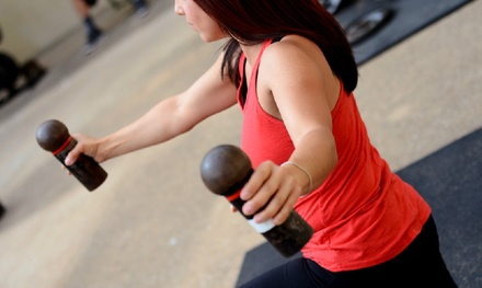 Four Weeks of Unlimited Boot-Camp Classes at True Strength Gym (65% Off)