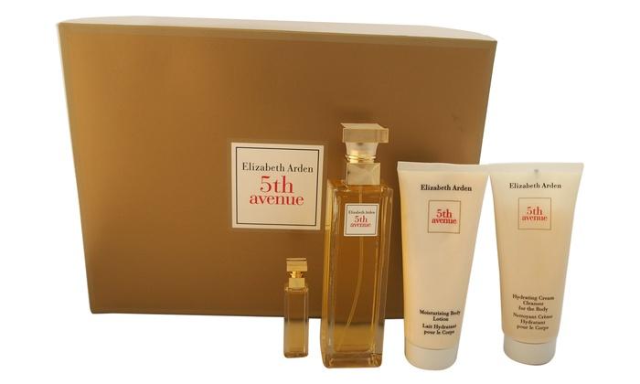 Women's Elizabeth Set4 Arden Piece Avenue 5th Fragrance Gift dsQrCxth