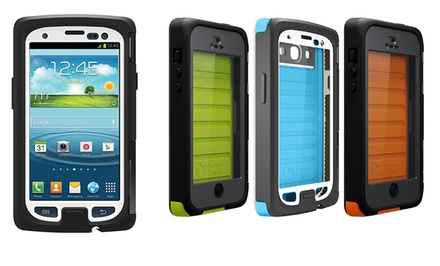 OtterBox Armor Case for iPhone 4/4s, iPhone 5, or Samsung Galaxy S3. Multiple Colors Available.