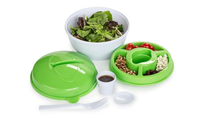 Superieur Salad To Go Bowl ...