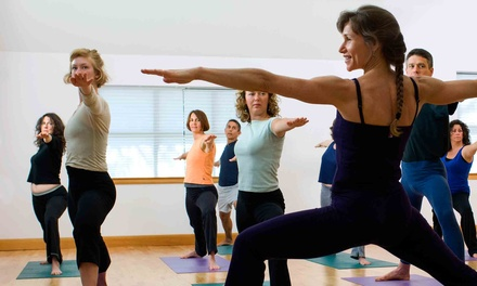 10 Yoga Classes at Be Shri Yoga (63% Off)