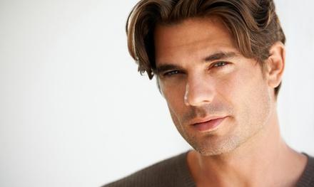 Aquafacial Hyaluron-Gesichtsbehandlung für Männer bei individualist beauty & ästhetik (64% sparen*)