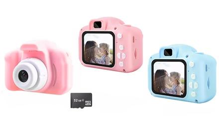 1 o 2 cámaras digitales para niños