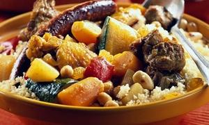 allo couscous: Couscous au choix et pâtisserie orientale à emporter pour 2 personnes à 22 € au restaurant Allo Couscous