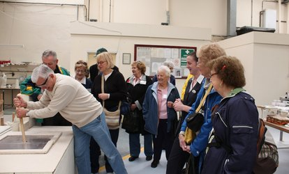 Entry for Two or Four Adults or Family of Five at Belleek Pottery (50% Off)