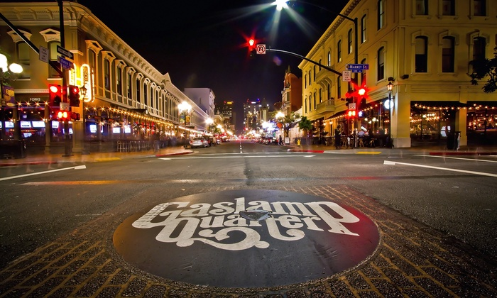 Food-and-History Tour - Gaslamp: Uncover the Gaslamp Quarter's Seedy Past and Sample Local Food