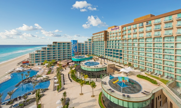 Hard Rock Hotel Cancun Stay With Airfare From Vacation Express