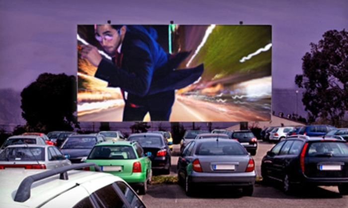 Parma Motor Vu - Parma: $14 for a Drive-In Movie for Two with Two Large Sodas and One Large Popcorn at Parma Motor Vu ($29.50 Value)