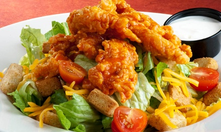 $27 for $40 Worth of Cuisine at Bobby Hebert's Cajun Cannon