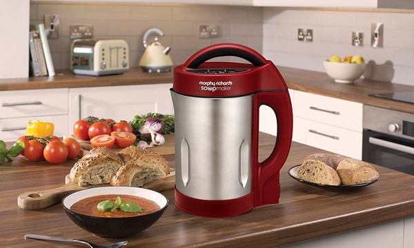 Morphy Richards Soup Maker In Choice Of Colour With Free Delivery The morphy richards soup maker makes it easier than ever to create delicious homemade. morphy richards soup maker in choice of colour with free delivery