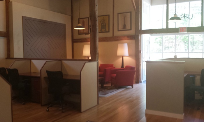 Spark Cowork Space - Acton: $100 for $125 Groupon — Spark Cowork Space