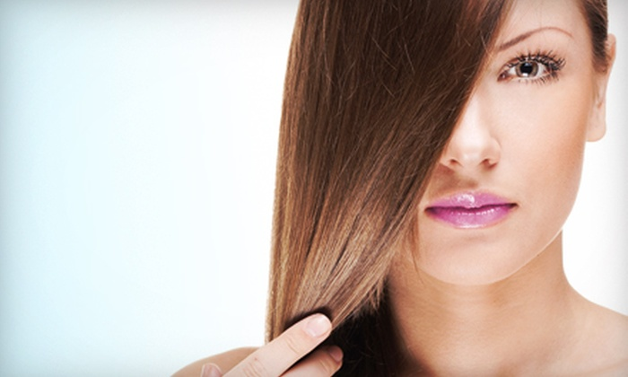 The Blowout Lounge - Hair Design by Nicole: One or Three Blow-Outs at The Blowout Lounge (Up to 53% Off)
