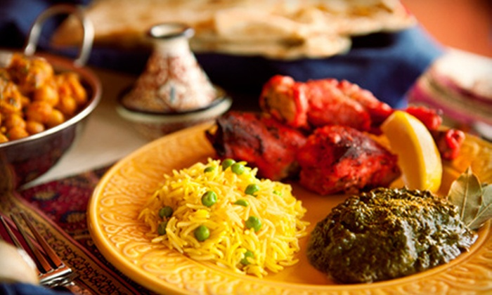 Palace Indian Cuisine - Melalevca Isles: Home-Style Indian Dinner for Two or Four at Palace Indian Cuisine (Up to 52% Off)