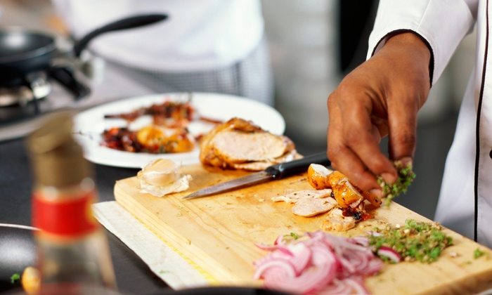 Chef Tav - Woodmore: Pop-Up Brunch for Two with Live Jazz Band from Chef Tav (50% Off). Five Options Available.