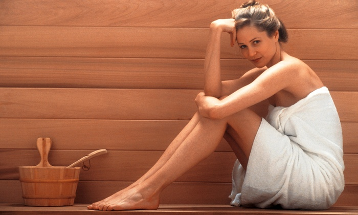 Sterling Day Spa - Dallas: $17 for a 30-Minute Infrared-Sauna Session at Sterling Day Spa ($35 Value)