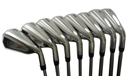 Callaway X Hot N415 4 Aw Iron Set Groupon