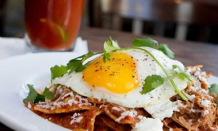 Brunch for Two or Four at The Monarch (Up to Half Off)