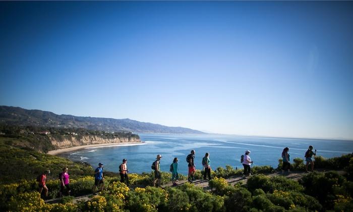 Wellfit Malibu - Agoura Hills-Malibu: Up to 50% Off Guided Mountain Hike at Wellfit Malibu