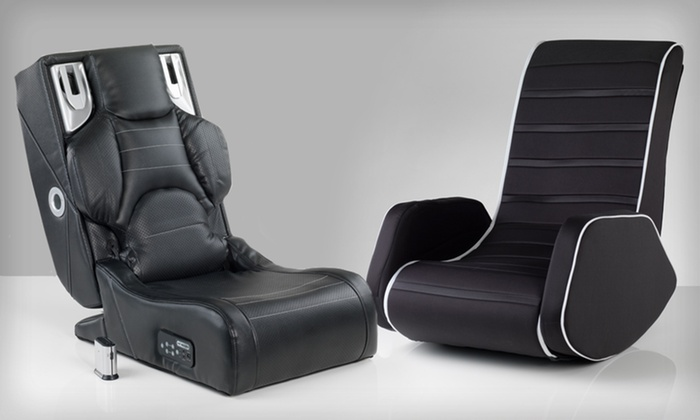 Cohesion Products XP Gaming Chairs: Cohesion Products XP Gaming Chairs (Half Off). Two Options Available. Free Shipping and Free Returns.
