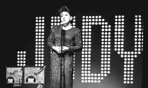 """Judy Garland LIVE On Stage A Drag Parody! - Judy at the Movies: """"Judy Garland Live in Concert: Judy at the Movies""""  on February 20–March 12 at 8 p.m."""