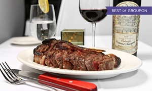 Blackstones Steakhouse – Up to 50% Off Prix Fixe or Takeout at Blackstones Steakhouse, plus 6.0% Cash Back from Ebates.