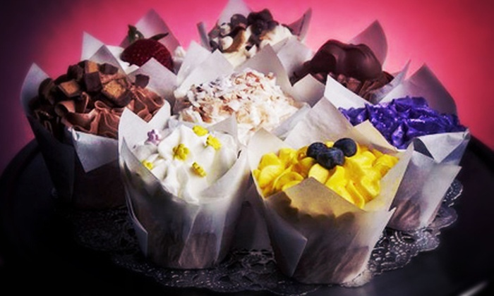 Alli B's Sweets & Treats - Granbury: $19 for One Dozen Cupcakes at Alli B's Sweets & Treats ($42 Value)