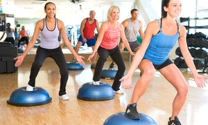 In The Zone Personal Fitness: One or Three 30-Minute Personal-Training Sessions for One or Two at In The Zone Personal Fitness (Up to 87% Off)