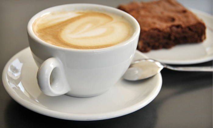 The Coffee Cup - Bonita Springs: $10 for Two Vouchers, Each Valid for $10 Worth of Café Drinks and Snacks at The Coffee Cup