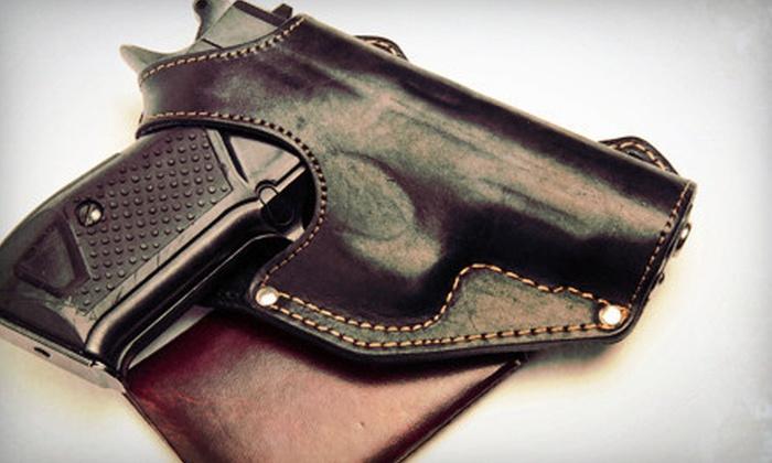 Utah Concealed Carry Permit, LLC - East Millcreek: $55 for a Concealed-Firearm Class at Utah Concealed Carry Permit, LLC ($110 Value). Permit Valid in 34 States.