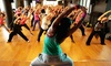 Up to 74% Off Zumba/Dance Classes