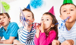 Celebration Factory: Kids Birthday Packages from R699 with Celebration Factory (Up to 56% Off)