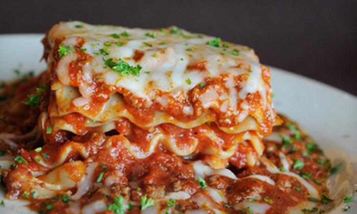 Compari's Italian Dining - Plano: Italian Cuisine for Lunch or Dinner at Compari's Italian Dining (Half Off)