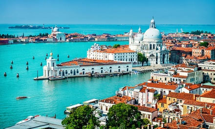✈ Venice: 2 4 Nights at a Hotel Aaron with Return Flights and Optional Tours*