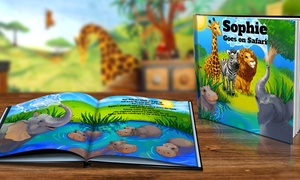 Dinkleboo: One Softcover or Hardcover Personalized Kids Book from Dinkleboo Starting at $5
