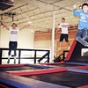 Up to 44% Off Trampolines and Laser Tags