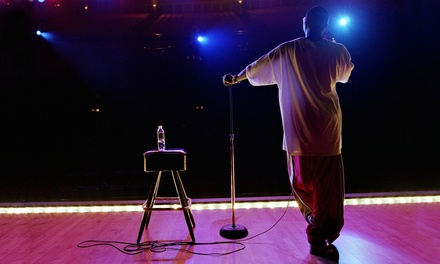 Up to 80% Off Comedy Show for Two, Four, or Eight
